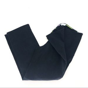 Emilio Pucci black pants made in Italy 8